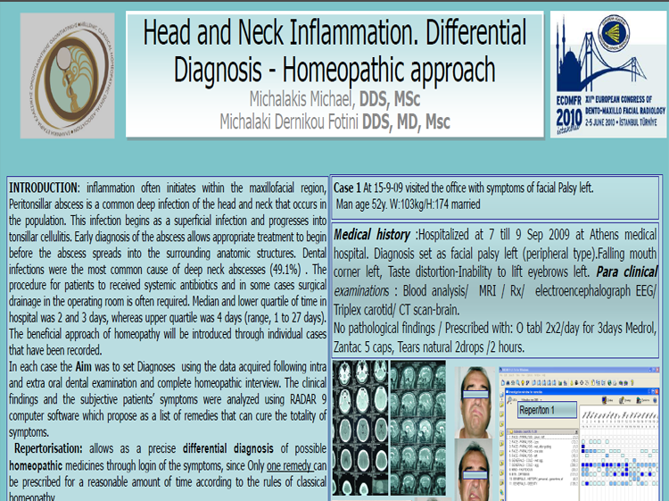 Head and Neck Inflammation